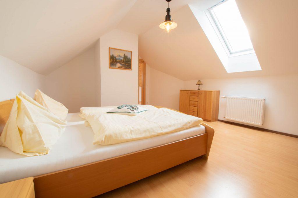 Bergbauernhof Ofner Ferienwohnung Schlafzimmer 4
