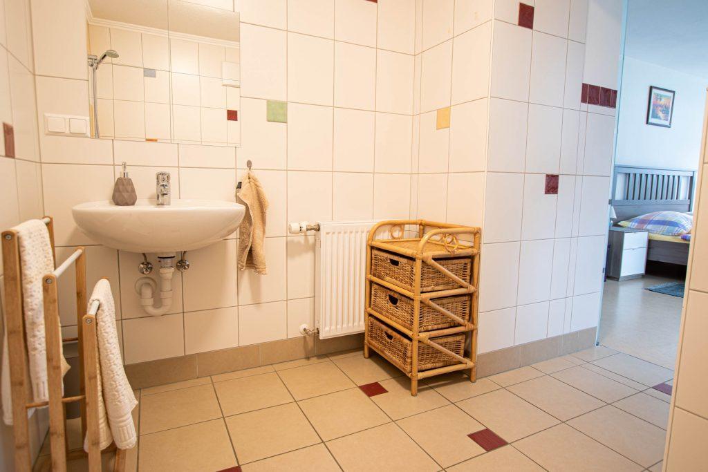 Bergbauernhof Ofner Doppelzimmer Bad 2